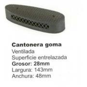 CANTONERA Mod.CA04 NEGRA 3cm