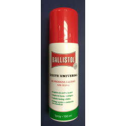 ACEITE BALLISTOL SPRAY 100ML