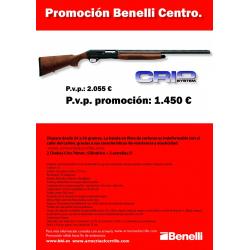PROMOCION BENELLI CENTRO CRIO