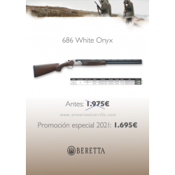 PROMOCION BERETTA ONYX