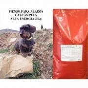 PIENSO PARA PERROS CAZCAN PLUS 20kg